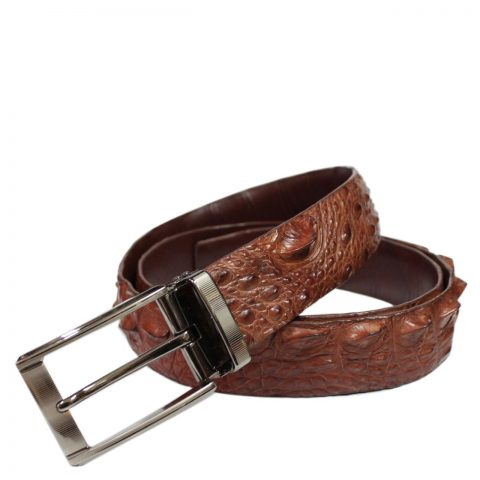 Crocodile Leather Belt S602a