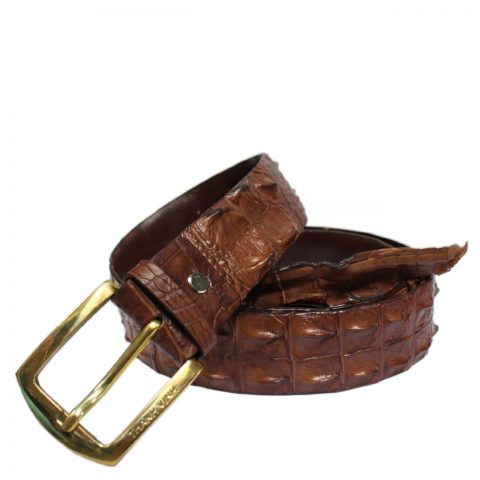 Crocodile Leather Belt S603a