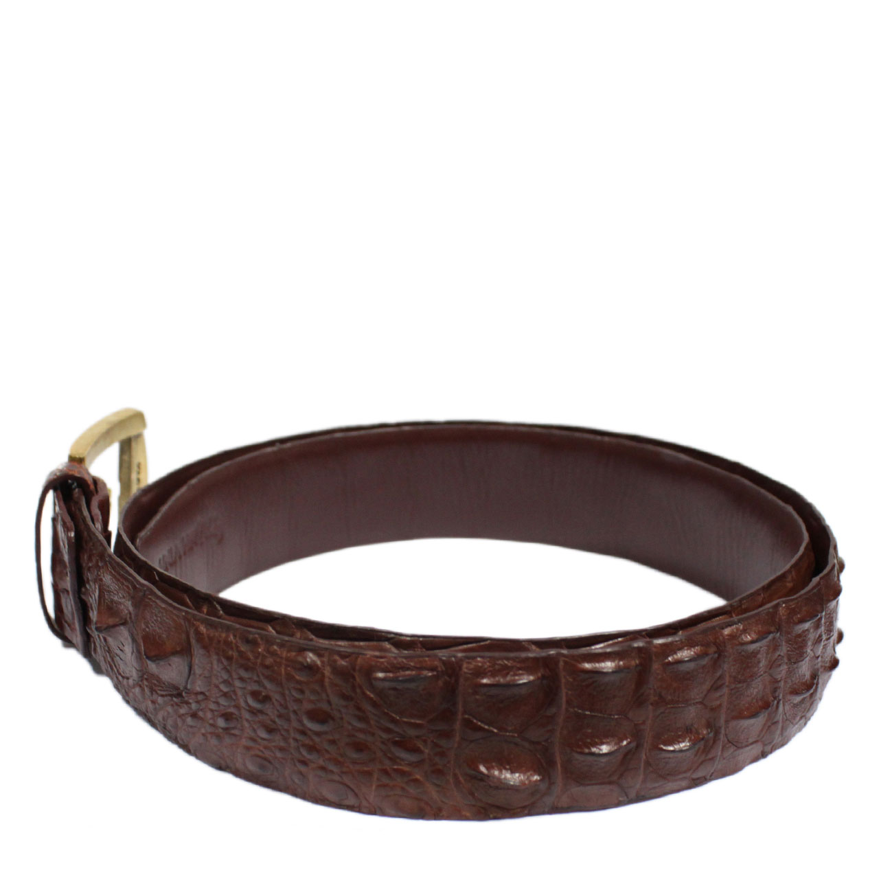 Crocodile Leather Belt S604a