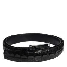 Crocodile Leather Belt S613a