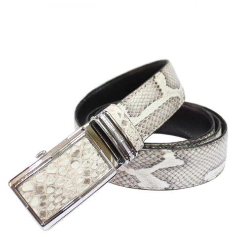 Python Leather Belt T601a