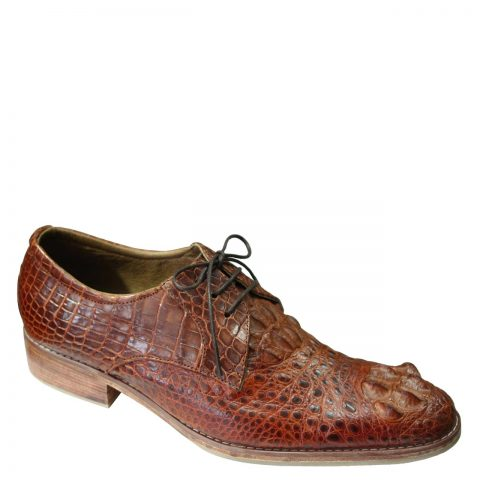 Crocodile Leather Shoes S854a
