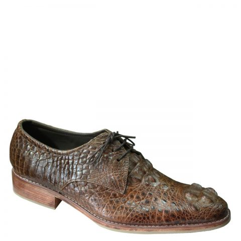 Crocodile Leather Shoes S854b