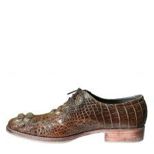 Giày nam da cá sấu S854b
