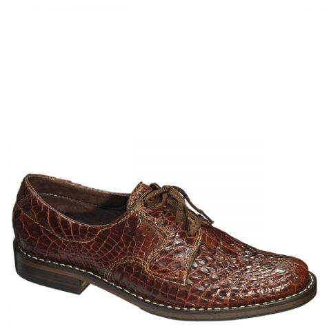 Crocodile Leather Shoes S858a