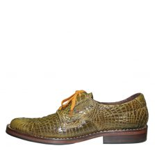 Crocodile Leather Shoes S858b