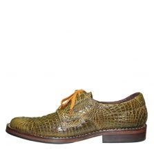 Giày nam da cá sấu S864b