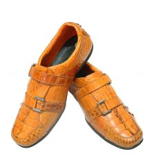 Giày nam da cá sấu S865a