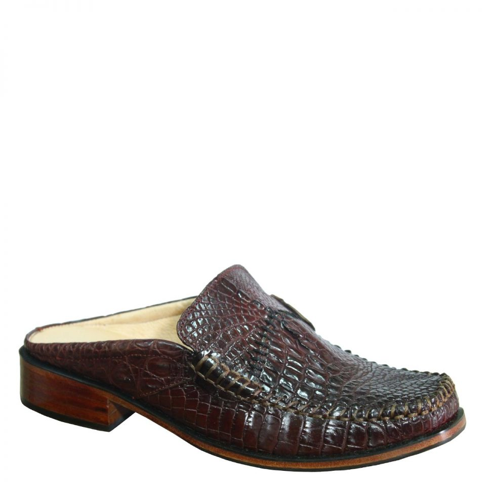 Crocodile Leather Shoes S861a