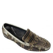 Giày nam da cá sấu nguyên thủy S871