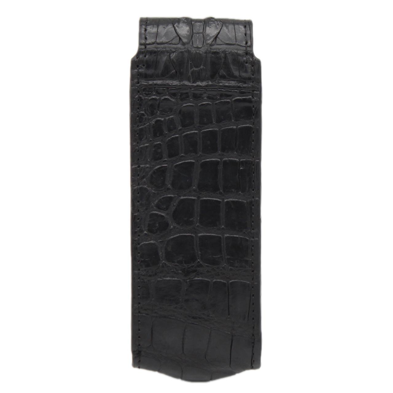 Crocodile leather Vertu phone case S1021a