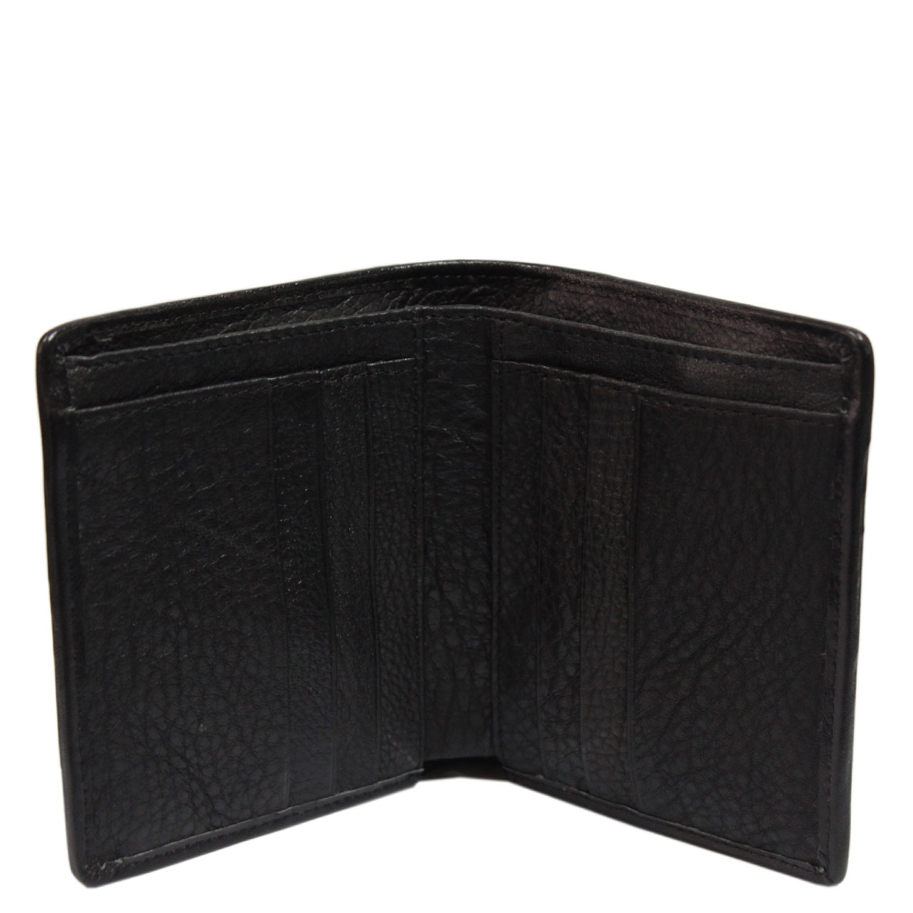 Ostrich Leather Wallet E405b