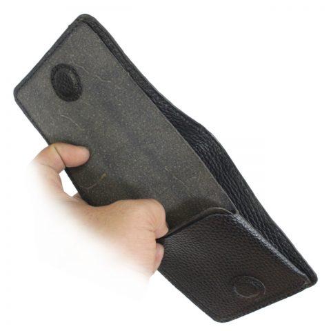 Crocodile leather mini wallet S451a