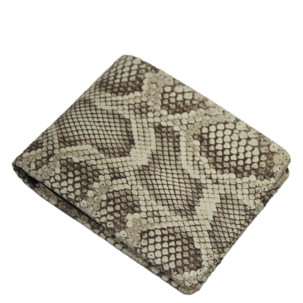 Python Leather Wallet T403a