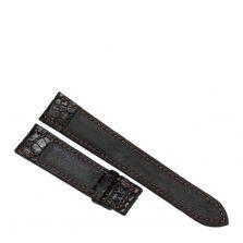 Dây đồng hồ da cá sấu may tay S911i