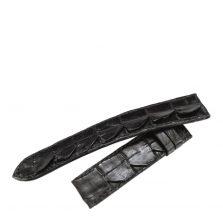 Dây đồng hồ da cá sấu S906a