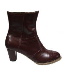 Giày bốt nữ da bò B731