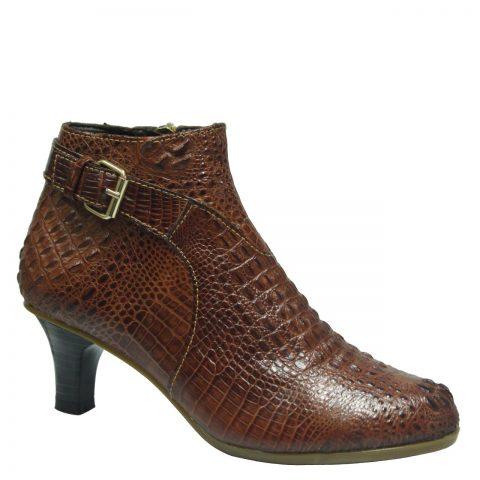 Crocodile Leather Boot S731a