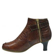 Giày bốt nữ da cá sấu S731a