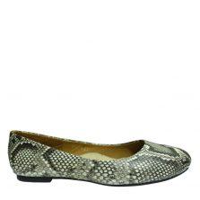 Giày bệt da trăn T761