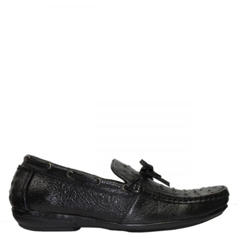 Ostrich Leather Shoes E861a