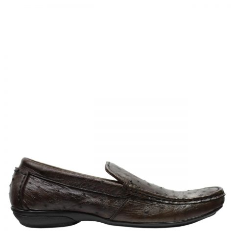 Ostrich Leather Shoes E861b