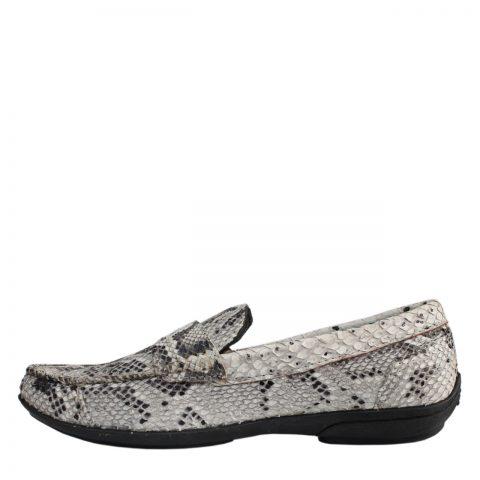 Giày lười nam da trăn T851a