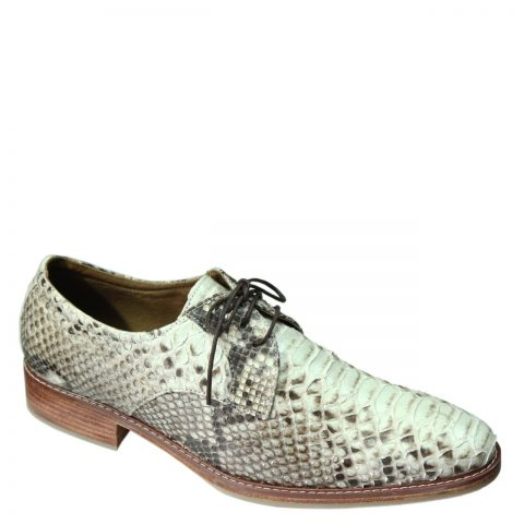Python Leather Shoes T852