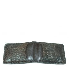 Crocodile Leather Money Clip S941c