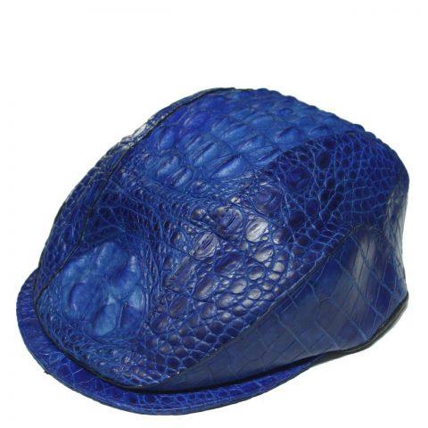 Crocodile Leather Hat S1101