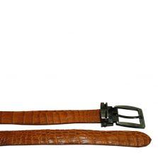 Thắt lưng nữ da cá sấu S502c