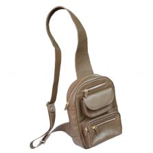 Túi đeo chéo nam da bò B202a