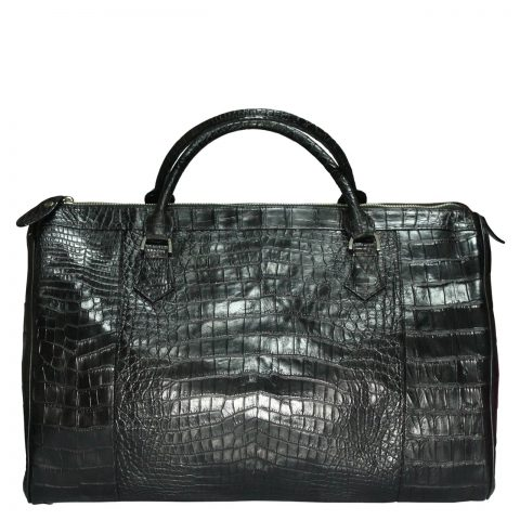 Crocodile Leather Travel Bag S283