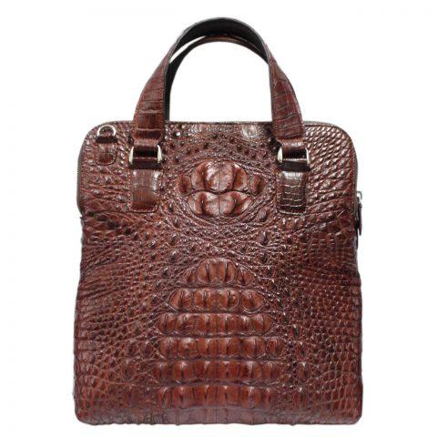 Túi xách nam da cá sấu S245a
