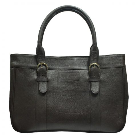 Cow Leather Handbag B006a