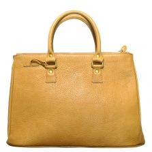Cow Leather Handbag B012a