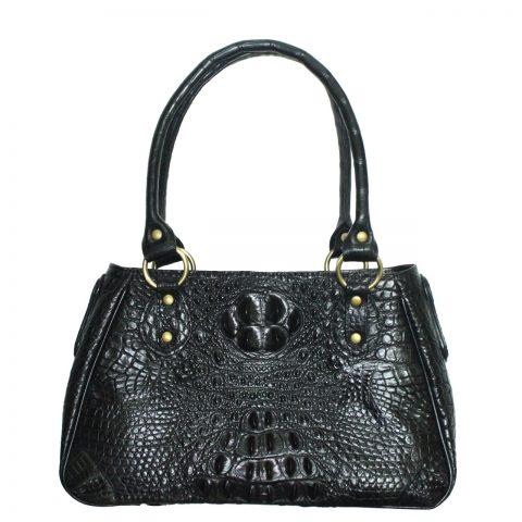 Crocodile Leather Handbag S006a