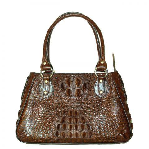 Crocodile Leather Handbag S006b