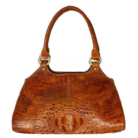 Crocodile Leather Handbag S020