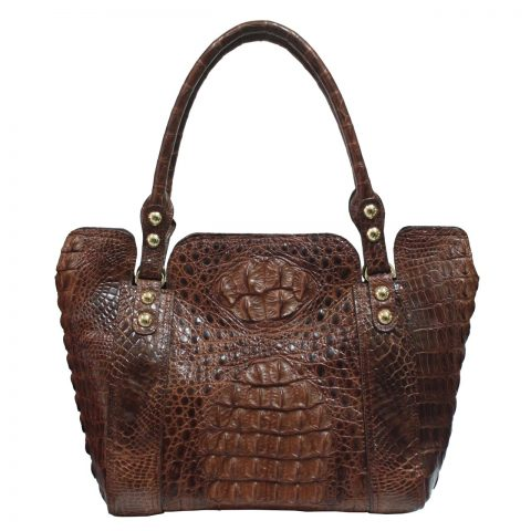 Crocodile Leather Handbag S024a