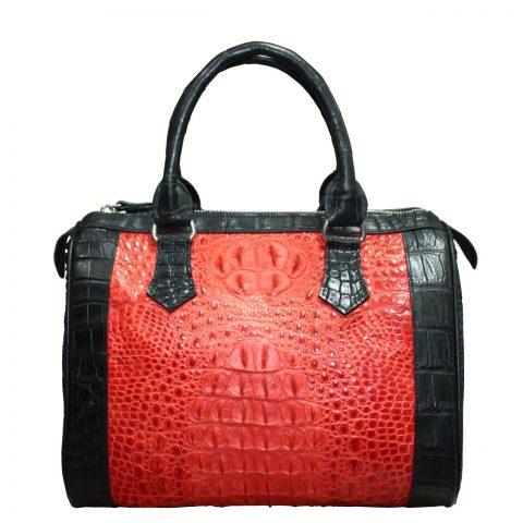 Crocodile Leather Handbag S025