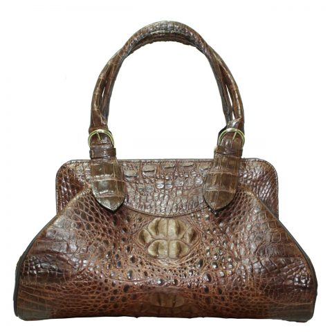 Crocodile Leather Handbag S027a