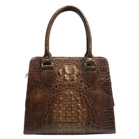 Crocodile Leather Handbag S028a
