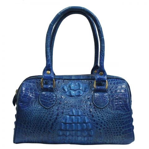 Crocodile Leather Handbag S029a