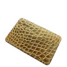 Ví Card Da Cá Sấu E961c