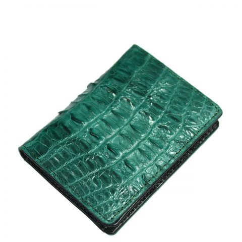 Ví Card Da Cá Sấu E965b