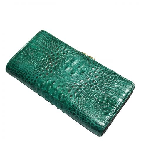 Crocodile Leather Purse S304f