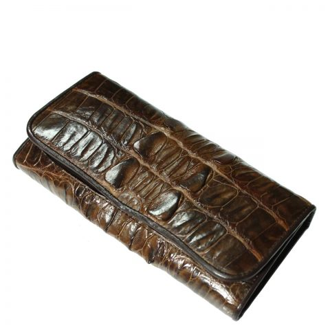 Crocodile Leather Purse S308b