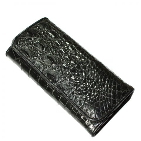 Crocodile Leather Purse S310a