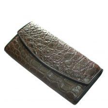 Crocodile Leather Purse S313
